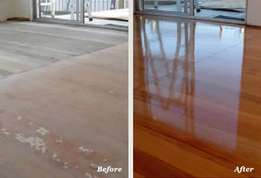 Floor Sanding & Sealing FROM R70 per/m² NOW IN DURBAN