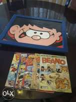 My BEANO ultimate package!!
