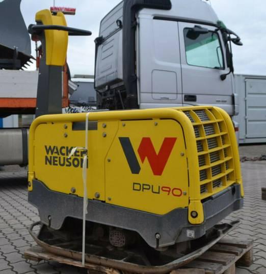 Wacker Neuson DPU90 Lec770 Rüttelplatte - 2016