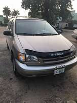 Super clean registered Toyota Sienna 1999