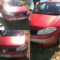 Renault megane 1.9 dci contact me