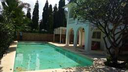 5 Bedroom Townhouse Nyali with swimming pool.