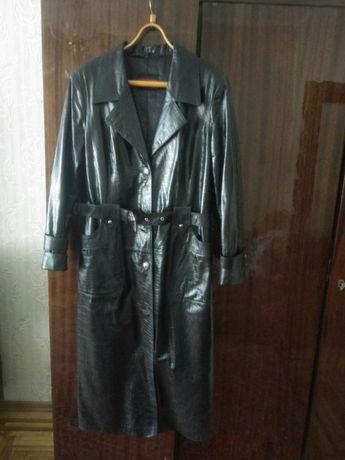 Жіноче пальто з натуральної шкіри в ідеальному стані Харків - зображення 1 1cdf2656a8022