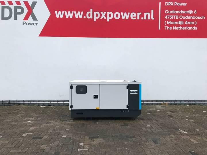 Atlas Copco QIS 25 - 25 kVA Generator - DPX-19402 - 2019