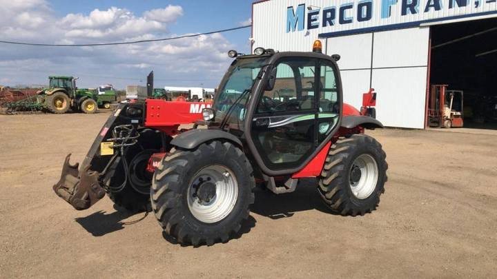 Manitou Mlt 627 Turbo - 2011