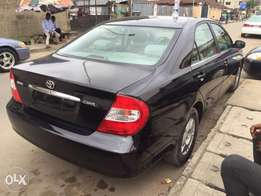 Tokunbo 03 Toyota camry big daddy today's deal only