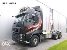 Volvo Fh13.540 6x4 Timber Euro 5 - To be Imported
