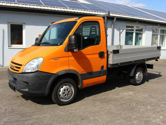 Iveco 2,3 HPI Daily Pritsche AHK erst 46Tkm - 2008