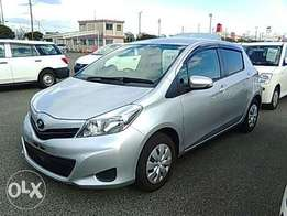 New Shape Vitz 2011