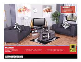 5 Piece Diamond Package Deal Only R 5 999