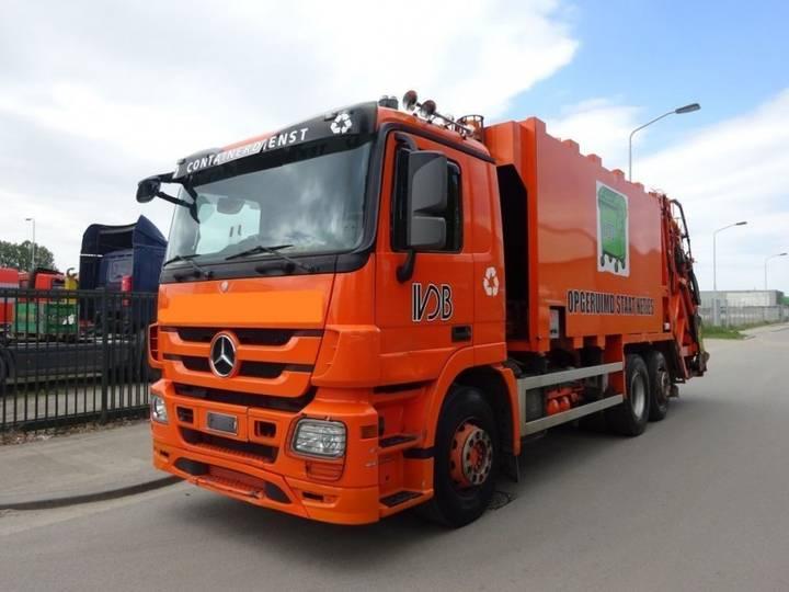 Mercedes-Benz ACTROS 2632 6 X 2 EURO 5 !!! - 2010