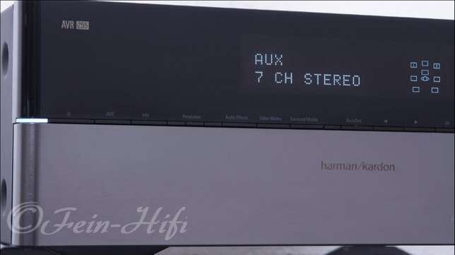 Harman Kardon AVR 255 High ultra wide power performance 90watts per ch City Square - image 2