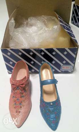 """Collection of """"Putting on The Ritz"""" Miniature Shoes - New الشيخ زايد -  6"""