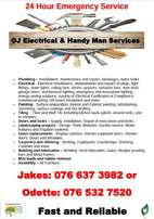 OJ Electrical and Handyman Services