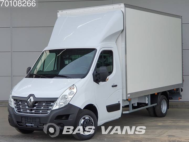 Renault Master 130PK Bakwagen Laadklep Nieuw Dubbellucht 20m3 Air... - 2019
