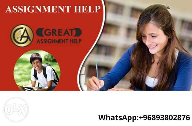 Best Quality Assignment Writings services for All subjects in Oman