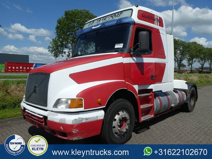 Volvo NH 12.420 globetrotter manual - 2002