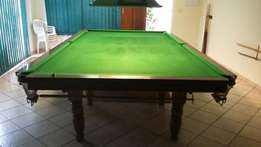 Full size snooker table for sale