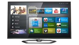 brand new tcl 32 inch smart tv
