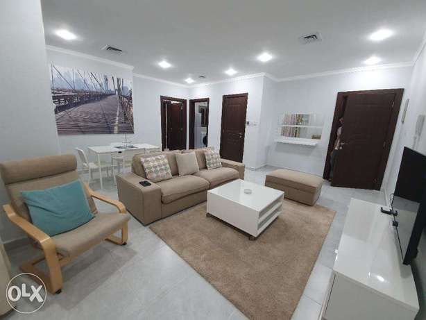 1 bedroom fully furnished in fintas for expats