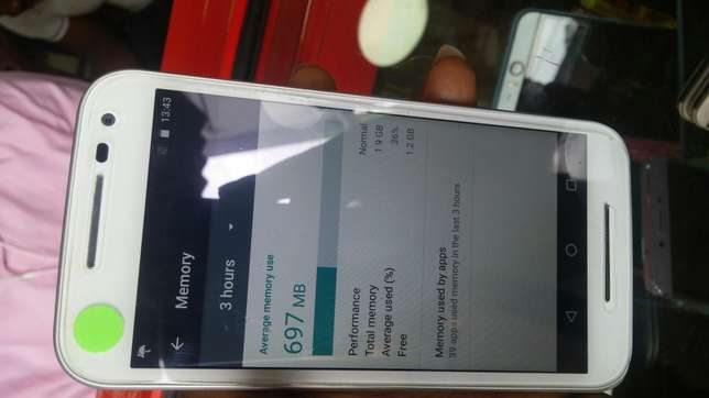 Uk used motorola moto g turbo edition for sale Ikeja - image 5