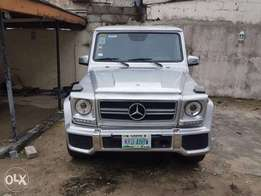 2003 Mercedes-Benz Gwagon Upgraded To 2014