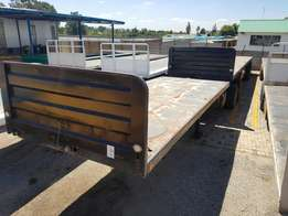 2009 Top Trailers Superlink Flatdeck