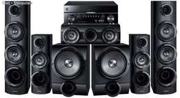 Samsung 5.2 3D sound system Home Theater