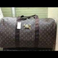 Luis Vuitton traveling bags
