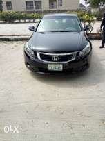Honda Accord, 2010 model