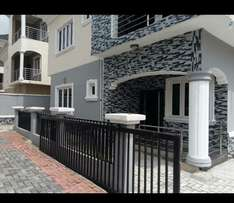 Newly built 2 bedroom flat for rent in Osapa