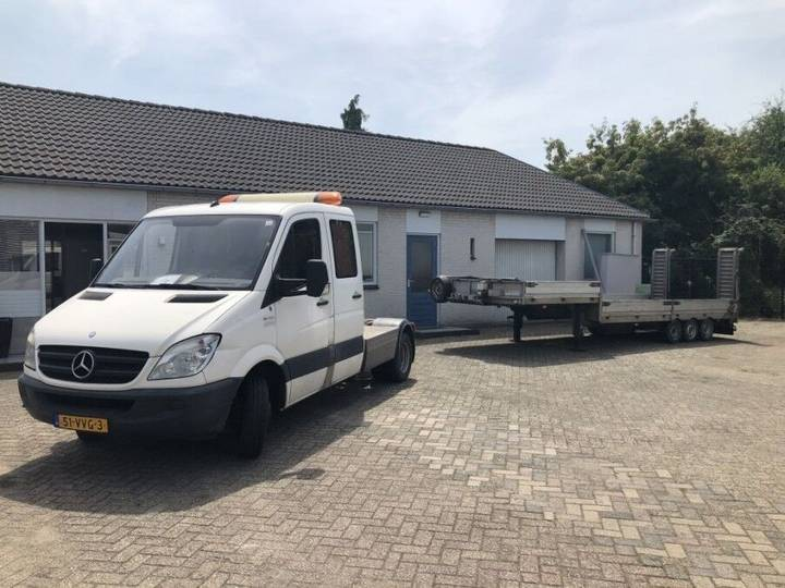 Mercedes-Benz 518 CDI-S sprinter be combi - 2008