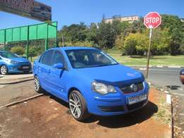 2007 vw polo classic 1.6 for sale