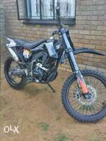 Big boy src 250cc for sale, 5 speed