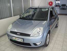 2005 Ford Fiesta 1.4i Trend 3Dr