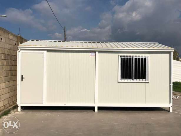 New Prefab House 6m X 3m For Sale In Excellent Work Done