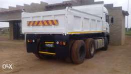 Man 26 480 TGA 10m3 Tipper truck, price is negotiable. urgently
