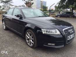 2010 Audi A6 brand new not used locally fully loaded