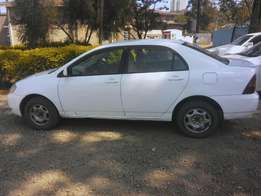 Very clean Toyota nze