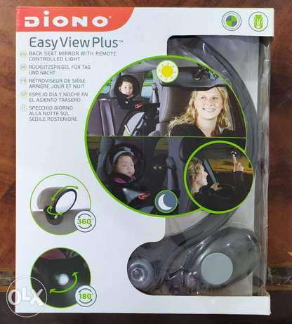 New Car seat MIRRORr for BABY VIEW