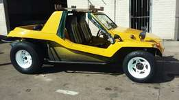 VW Kango T/ top - Beach Buggy - For Sale