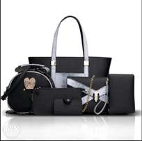 6piece Ladies handbag