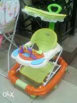 Baby walker with shade New