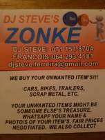 DJ Steve ZOKE Buy & Sell