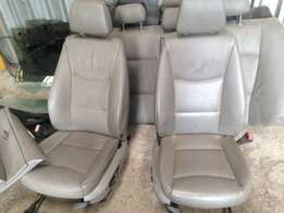 BMW E90 front seats for sale