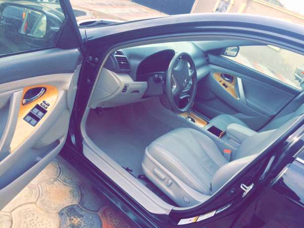2008 Foreign used Toyota Camry XLE MUSCLE Lekki - image 5