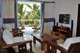 LUXURIANT BRAND NEW 2 bedroom Fully Furnished beach apartment