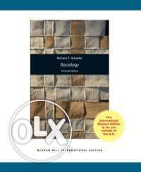 Sociology Richard t. Scheafer 13th edition