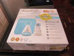 Angel care; movment and sound detector for little baby.