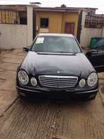 E320 foreign used